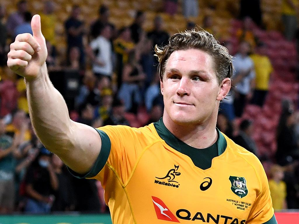 Australia v New Zealand - 2020 Tri-Nations