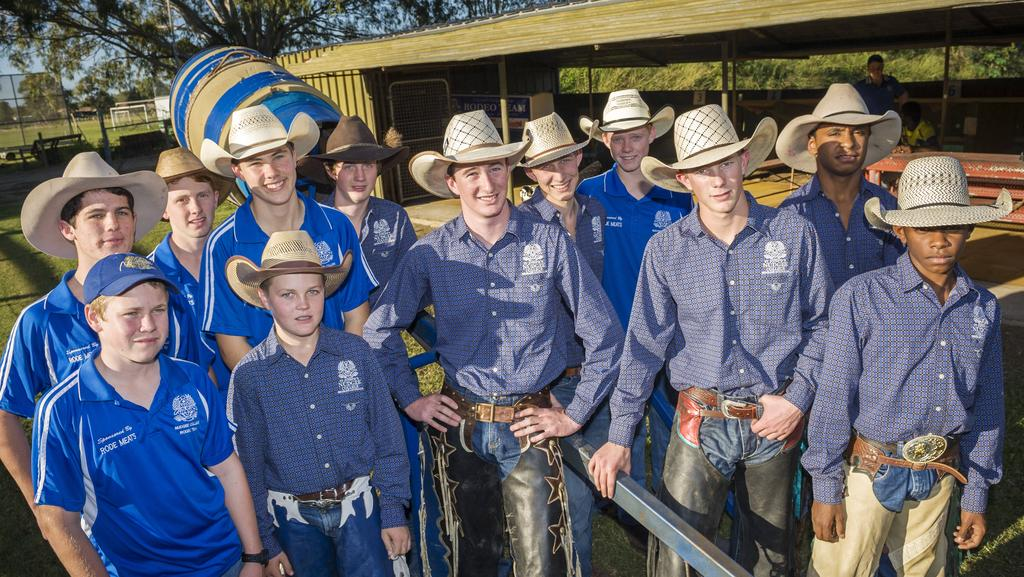 271a039b St Joseph's Nudgee College students vie for top honours on National Rodeo  Association circuit