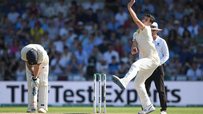 Ben Stokes was beside himself. (Photo by Stu Forster/Getty Images)