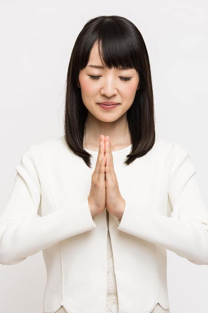 Marie Kondo is coming to a Netflix screen near you