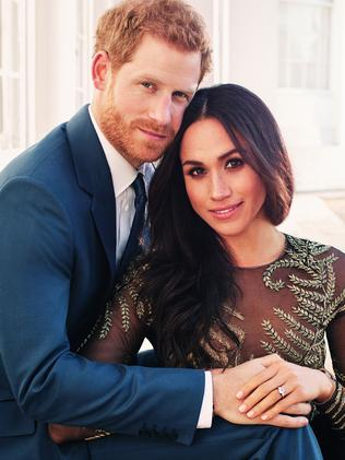 Prince Harry and Meghan Markle. Picture: Getty