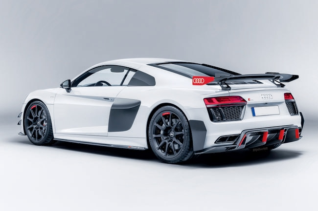 The Audi R8 Is The Most Successful Road Legal Race Car