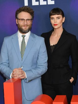 Seth Rogen and Charlize Theron star in the new movie, Long Shot.