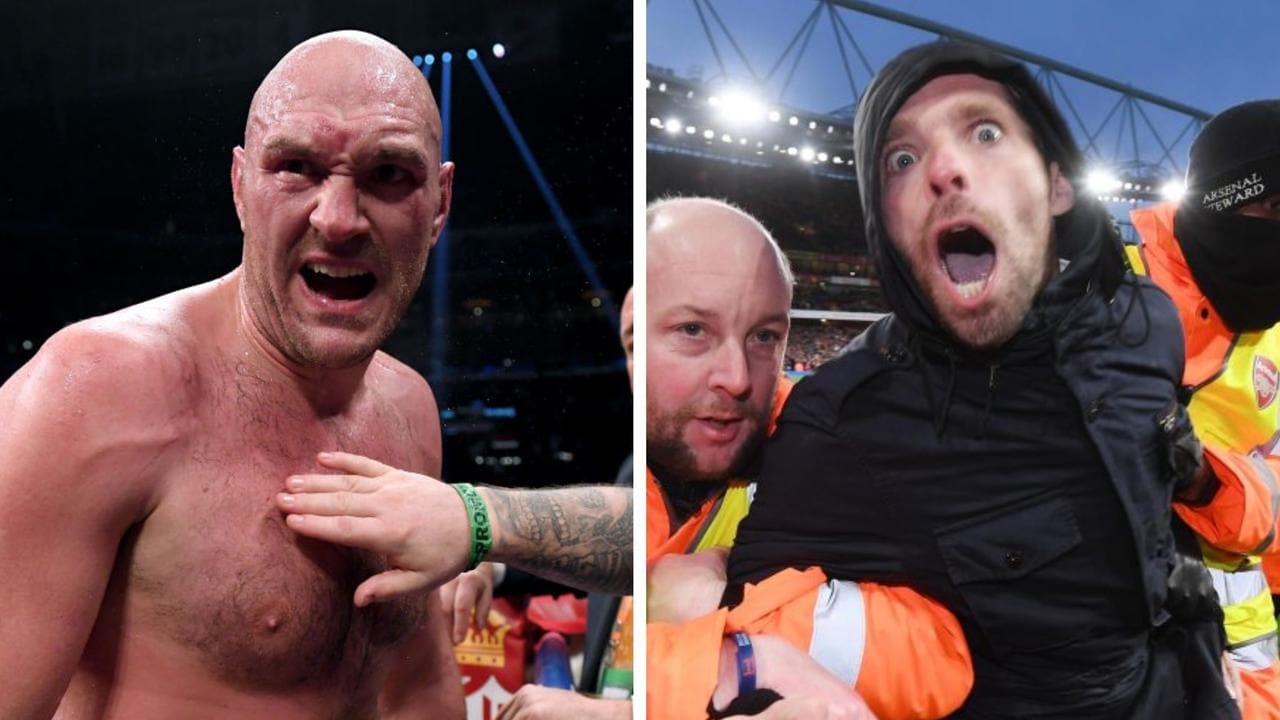 Tyson Fury's cousin Gary Cooper has apologised over the incident.