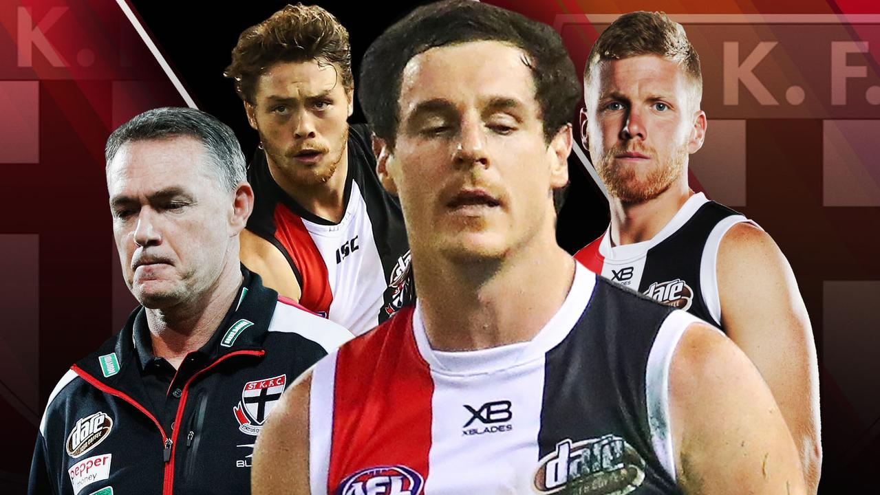 Afl 2019 St Kilda Jake Carlisle Injury Latest News May Send Saints Season Spiralling Out Of Control Fox Sports