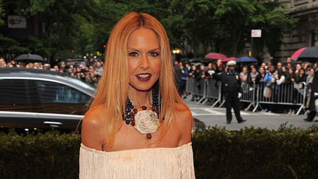 And just like that, Rachel Zoe was no mo'. Image: Getty