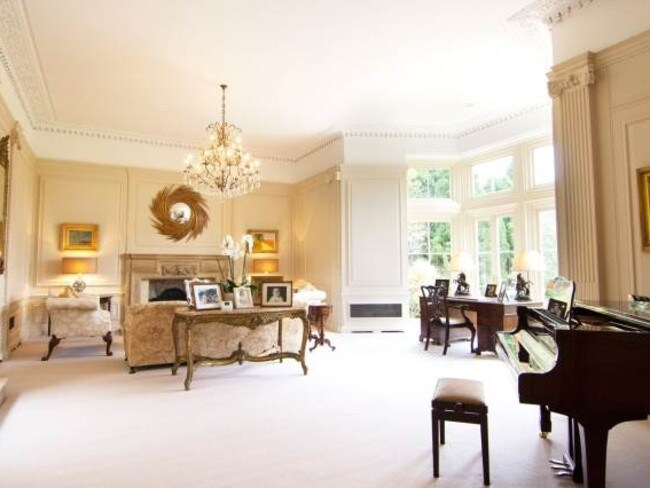 Too beige for Beckham? Fashionista Victoria is likely to add her own touch. Picture: Savills