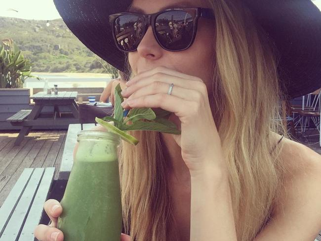 Jen said she started her morning with a smoothie or eggs on toast.