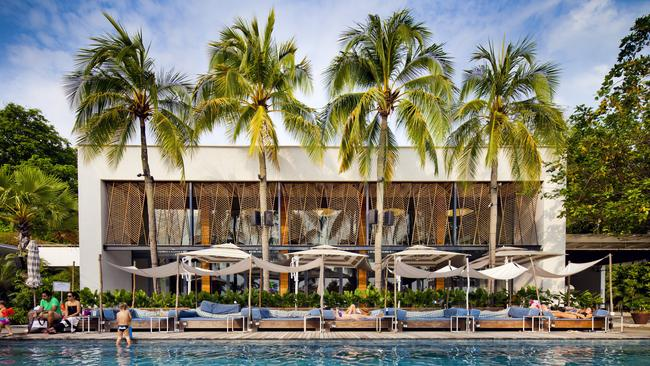 Tanjong Beach Club is a way to escape the hustle and bustle of Singapore. Picture: Singapore Tourism Board