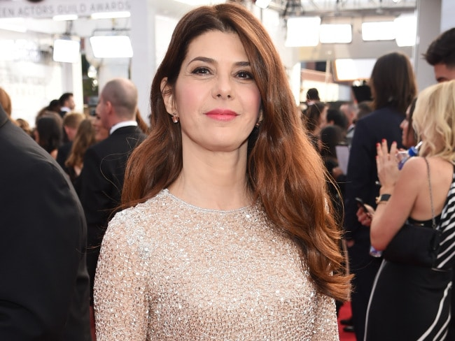 Marisa Tomei will appear in The Handmaid's Tale season 2. Photo: Getty