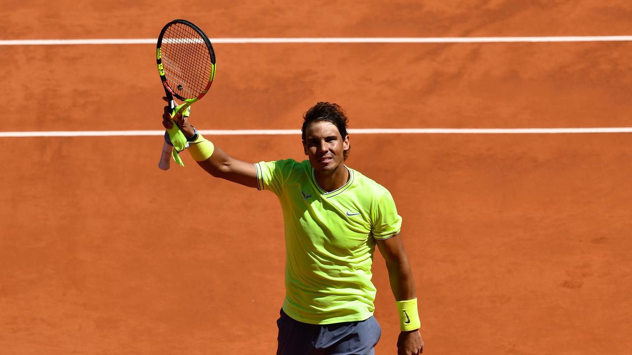 French Open 2019 Rafael Nadal Clay Why Is Rafa So Good On Clay Dominic Thiem Final Fox Sports
