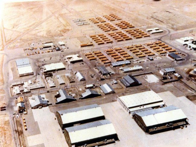 Area 51 in Nevada is one of the US Government's closest guarded secrets.