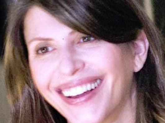"""Jennifer Dulos said in court documents she was """"terrified for my family's safety"""". Picture: New Canaan Police Department via AP"""
