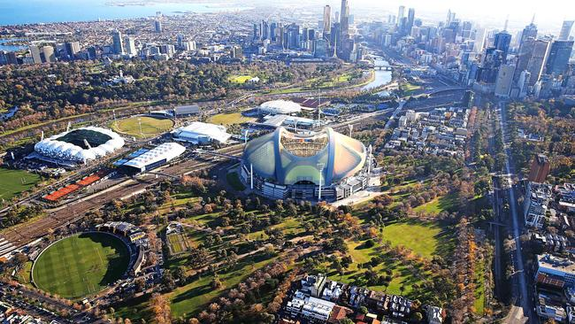 Mcg Roof Proposal Kevin Bartlett Backs Plan To Install
