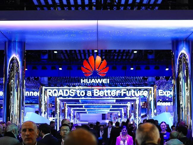 Huawei plans to refocus on existing markets. Picture: Joan Cros