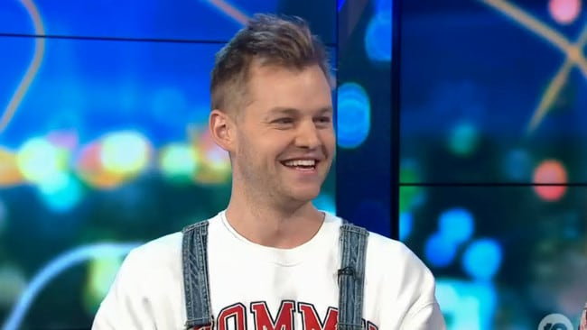 Joel Creasey: Beefing with a royal.