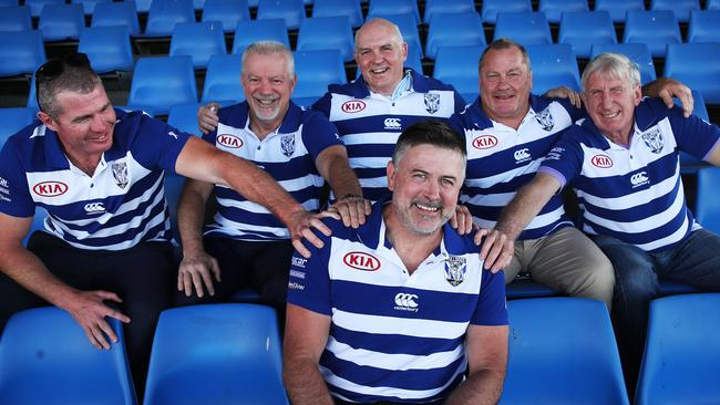 It is hoped new head coach Dean Pay will reconnect the Bulldogs with the values the club was built upon. Photo: Phil Hillyard