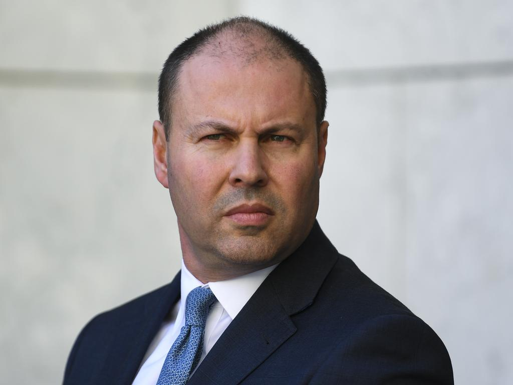Australian treasurer Josh Frydenberg will be under pressure to further activate economic outlets after the United Kingdom has guaranteed 80% of workers' wages. Image: AAP