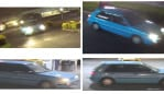 SA Police have released images of a blue Nissan Pulsar Q sedan wanted in connection with an incident where a young man was assaulted at a service station last November. PIC: SA Police