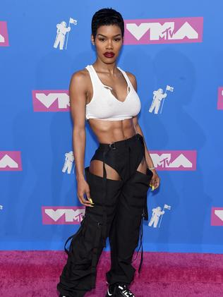 Teyana Taylor. Picture: AFP