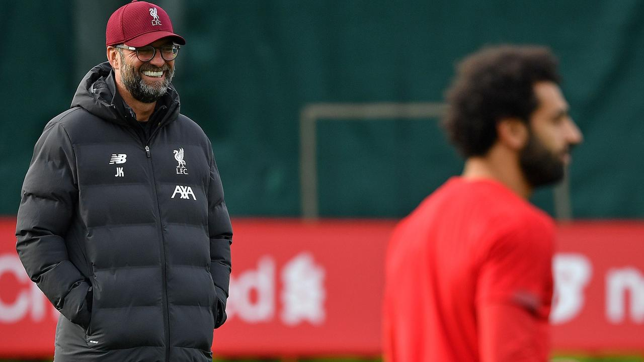 Jurgen Klopp faces some big questions ahead of Monday morning's clash.