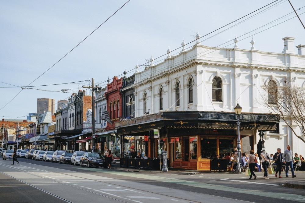 Brunswick Street, Fitzroy