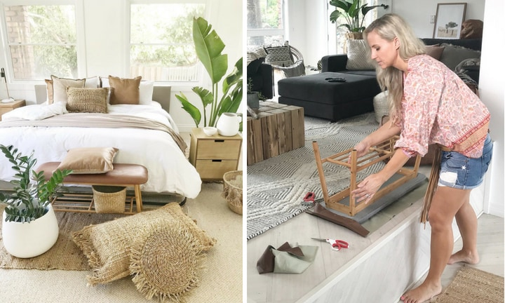 Mum shares incredible Kmart hacks that make her home look luxe for less