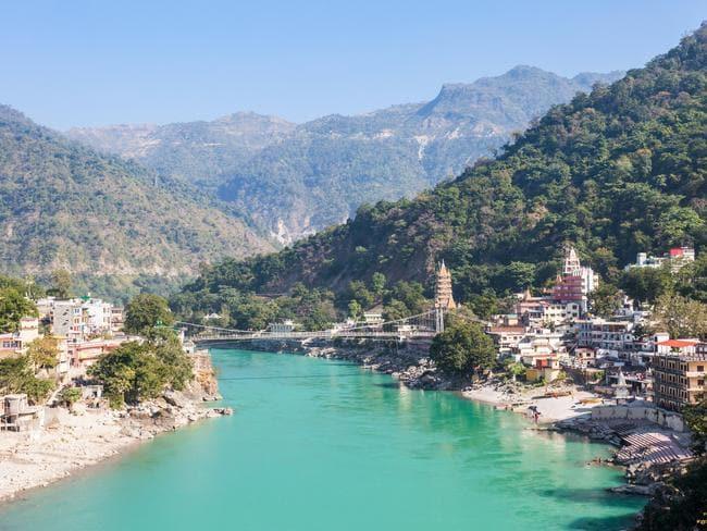 Rishikesh, India: Town where tourists are vanishing