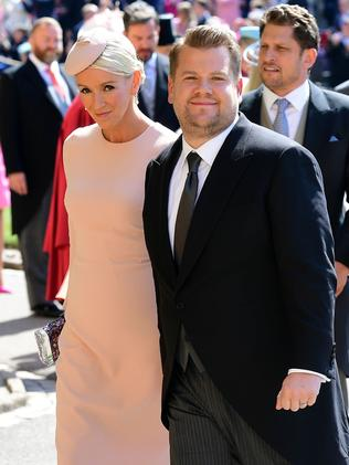 James Corden. Picture: Getty Images