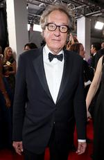 Geoffrey Rush during the 69th Annual Primetime Emmy Awards at Microsoft Theater on September 17, 2017 in Los Angeles, California. Picture: Getty