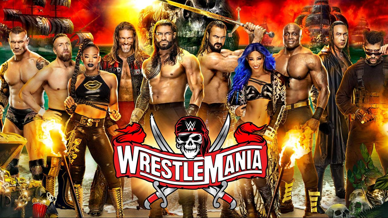 WWE WrestleMania 37 is finally here.