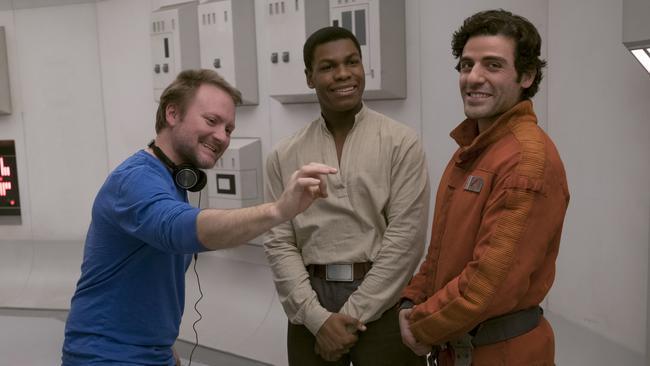 Rian Johnson's The Last Jedi was divisive among the fandom.