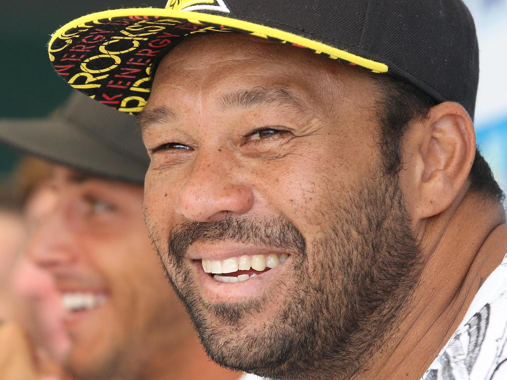 Sunny Garcia. Picture: Supplied