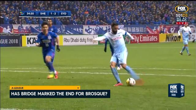 Is this the end for Brosque?