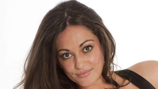 Layla from Brisbane - Big Brother housemate 2012