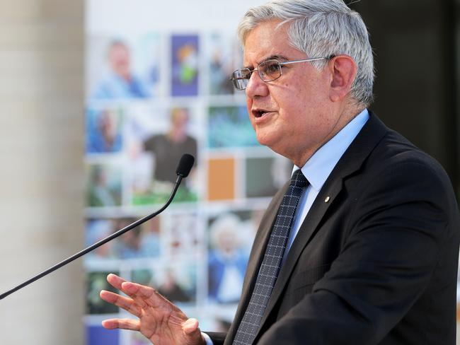 Ken Wyatt wants to help close the gap on our indigenous population. Picture: Troy Snook