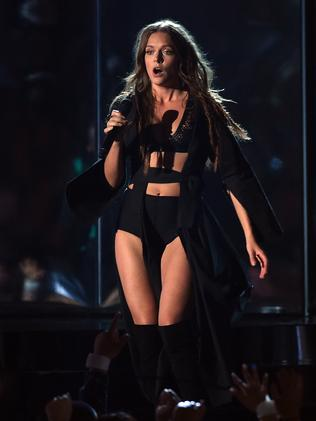 Tove Lo followed her heart to Australia before launching pop career. Picture: Kevin Winter/Getty Images.