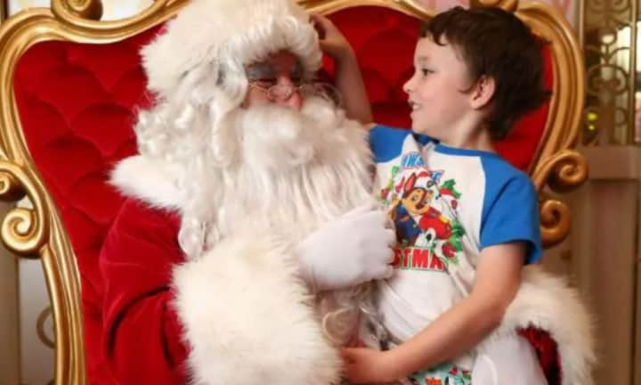 Westfield is making Christmas a touch easier with 'sensory-friendly' Santa