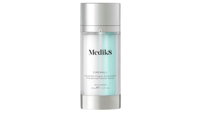 Medik8 Firewall Patented Copper Antioxidant Energising Peptide Serum ($158, at Adore Beauty)