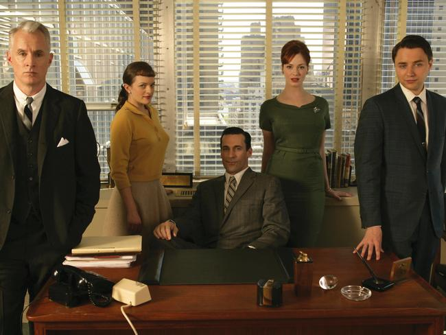 Anyone who has seen  <i>Mad Men </i>will be familiar with ad agency attempts to sell cigarettes.