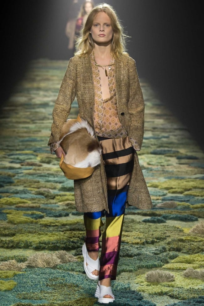 Dries Van Noten ready-to-wear spring/summer '15
