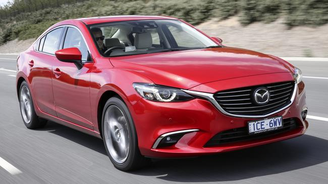 2015 Mazda6 update: Plenty of kit plus up-to-date styling