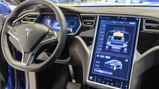 Tesla electric car software updates that will make you jealous