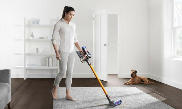 Dyson announced they will only be making cord-free vacuums from now on. Picture: Content Hub