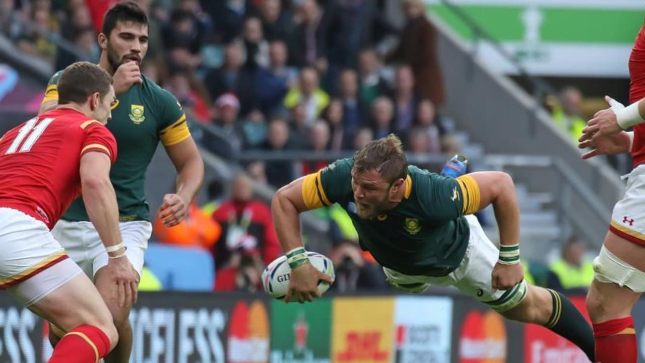 Springboks star Duane Vermeulen is back in South Africa to play for the Bulls in 2019.