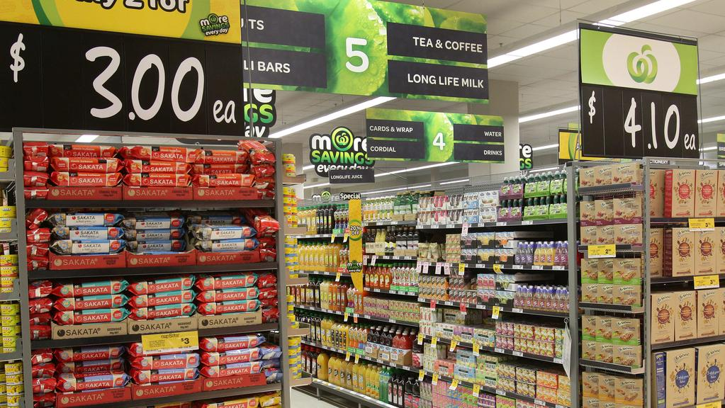 Woolworths changes online grocery pricing by stealth ...