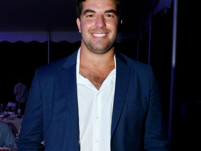 Billy McFarland was rearrested Tuesday and charged with earning $130,000 by selling fake tickets to fashion, music and sporting events. Picture: Patrick McMullan via Getty Images