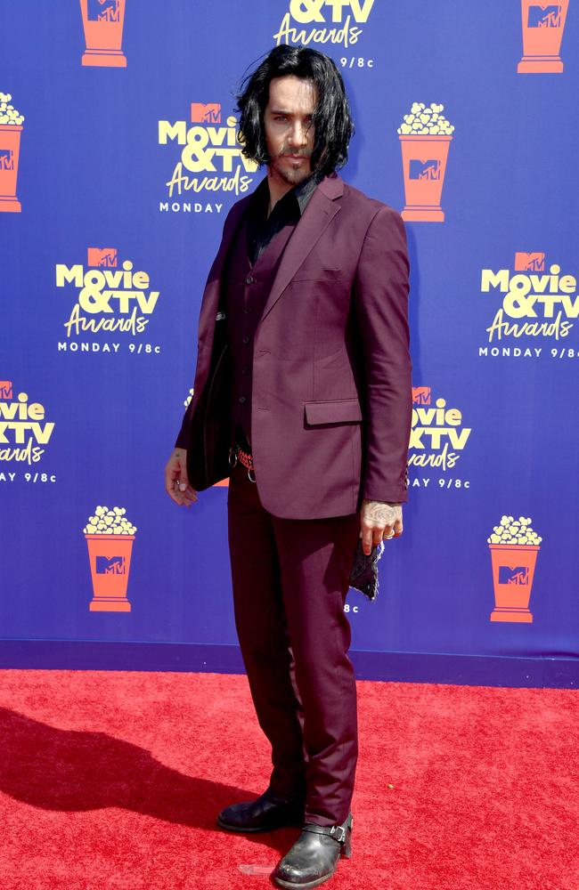 Justin Bobby. Picture: Getty Images for MTV