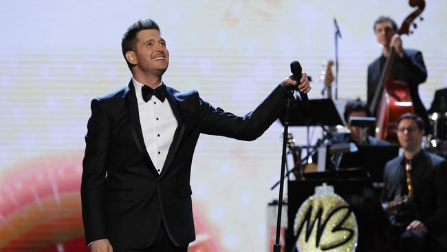 Smooth Buble, smooth.