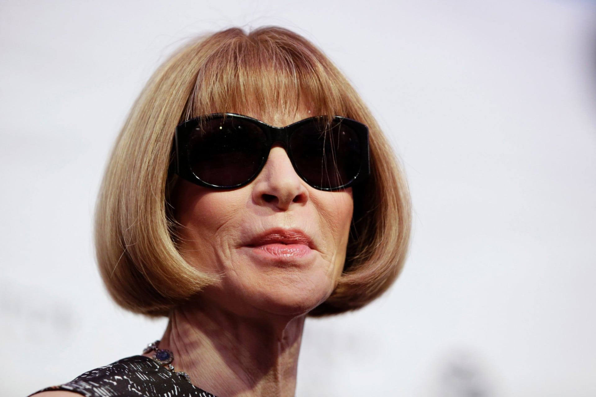 Anna Wintour was once fired from her styling job, says it was character building